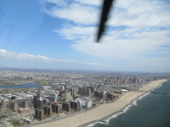 Long Island Beaches  Picture Of Helicopter Flight Services  Helicopter Tour