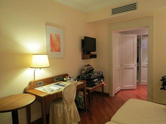 Hotel Laurus al Duomo: quarto