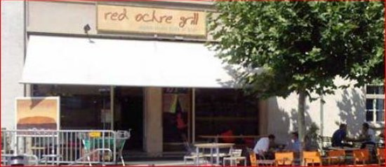 Red Ochre Grill