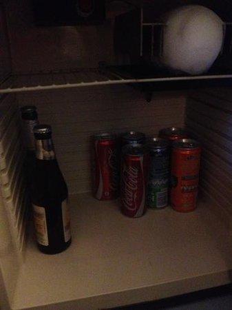 Lido Hotel: mini bar