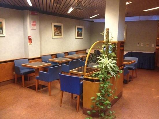 Lido Hotel: sala colazione bar