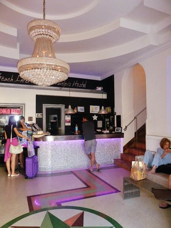 Miami Beach International Traveler's Hostel: Hostel