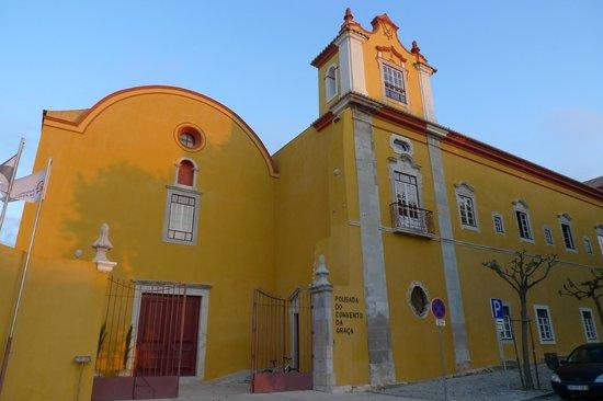 Pousada Convento Tavira : Morning view of hotel