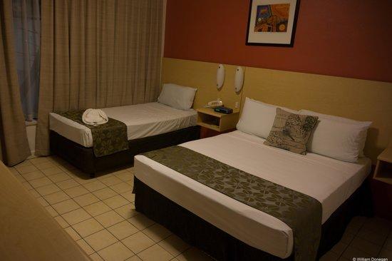 โรงแรมออโรร่าอลิซ สปริงส์: comfortable room