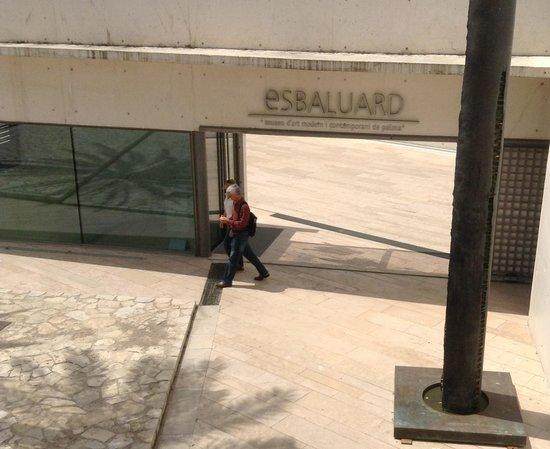 Museu d'Art Modern i Contemporani Es Baluard: Es Baluard Museum