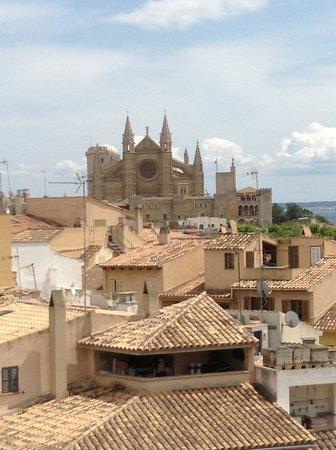 Museu d'Art Modern i Contemporani Es Baluard: Views from Top
