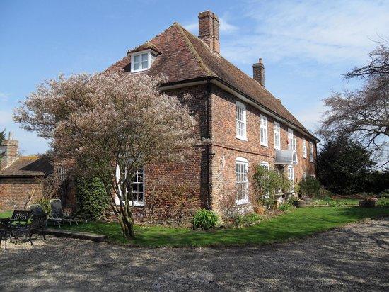 Molland Manor House
