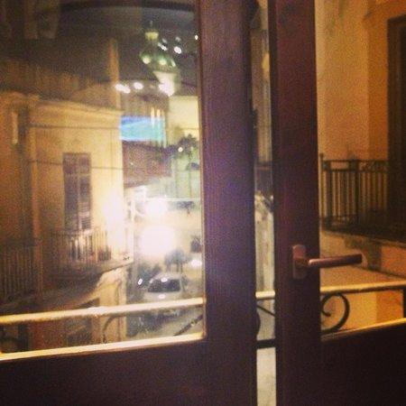 Tana del Lupo : Dalla finestra