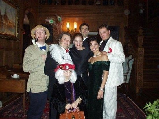 Mystery Cafe Dinner Theater Boston Reviews