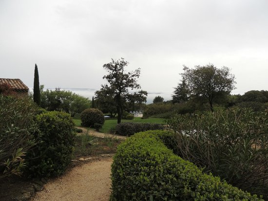 Hotel Les Bories & Spa : Hotel grounds