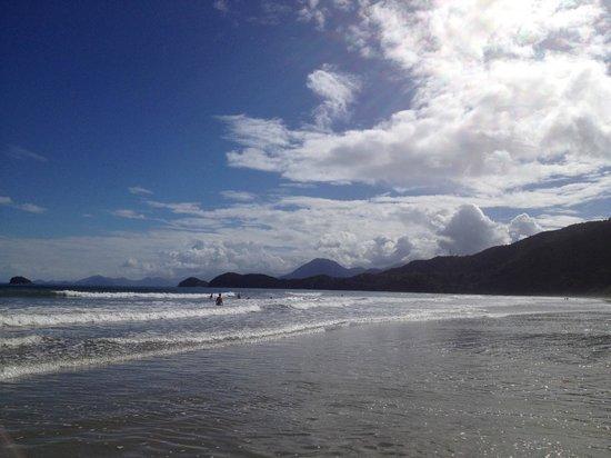 Fazenda Beach: Praia paradisíaca.
