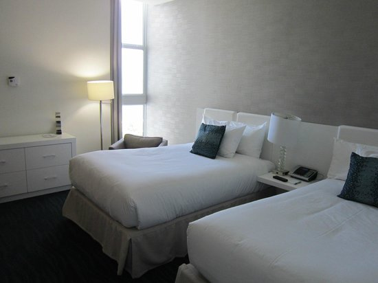 YVE Hotel Miami : bedroom