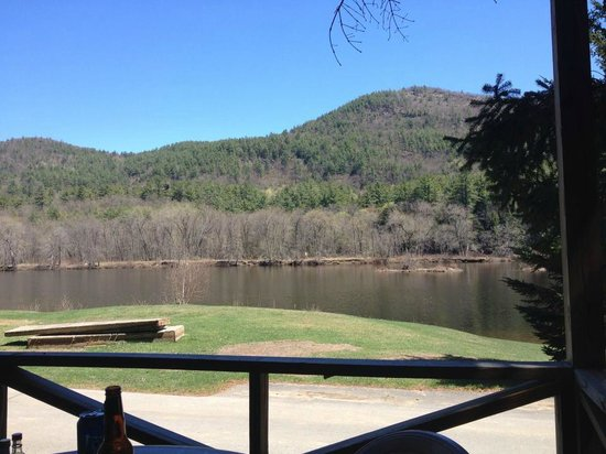 1000 Acres Ranch Resort: view from a duplex