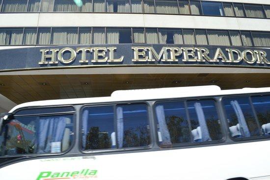 Emperador Hotel Buenos Aires: | Emperador Hotel |