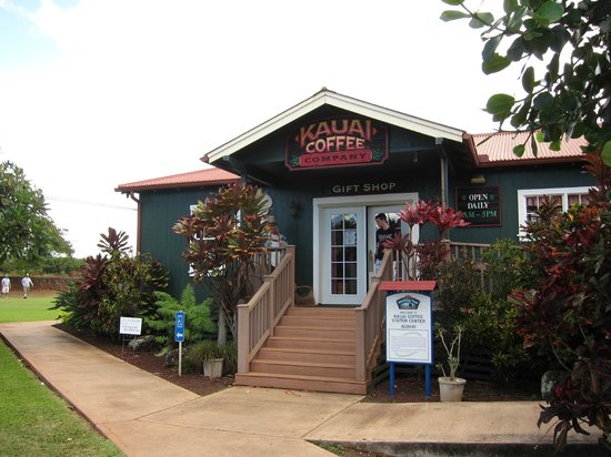 Banyan Harbor Resort : Kona Coffee Co. near Waimea