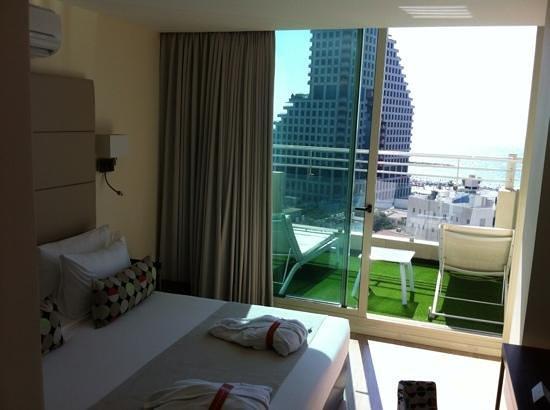 Mercure Tel-Aviv City Center: Añade un título
