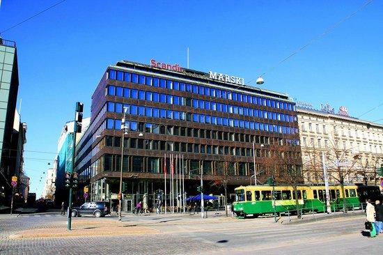 My Room 465 Picture Of Scandic Marski Helsinki