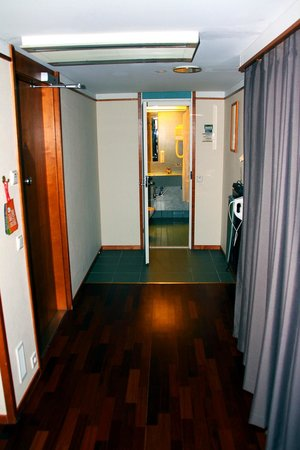Scandic Marski: Room with additional bed