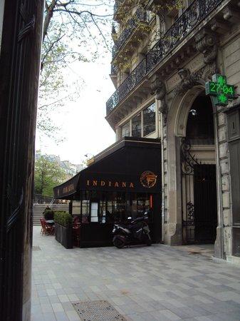 Indiana Cafe