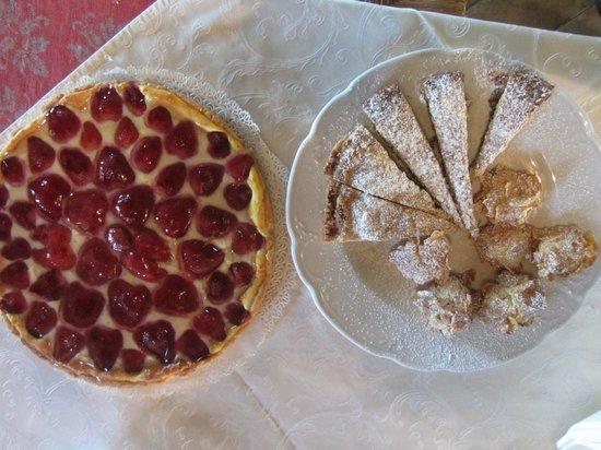 Il Barco Spello: Le torte!!!