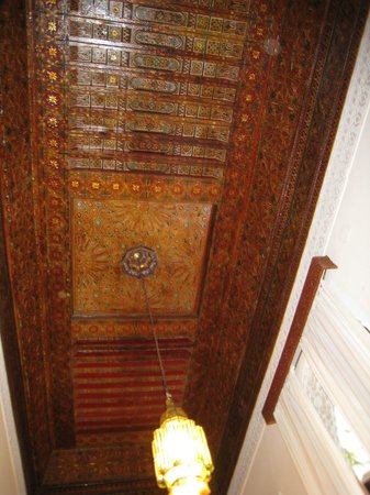 Riad Dar Cordoba: Ceiling