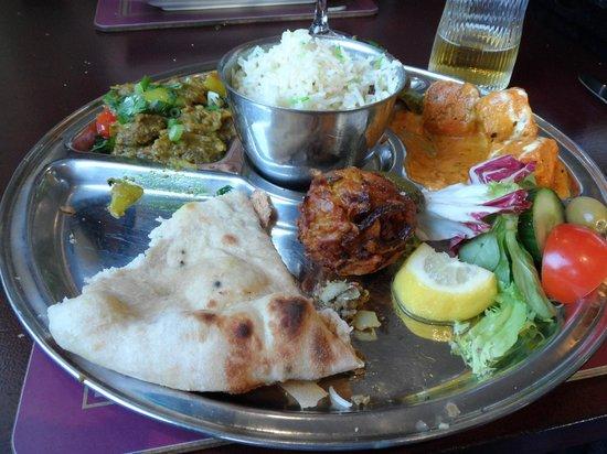 Astbury Mere Indian Restaurant