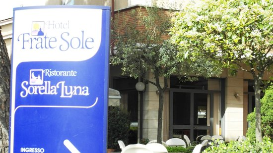 Frate Sole: l'hotel