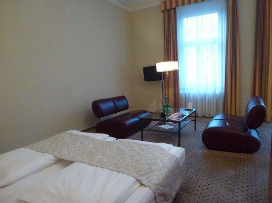 Das Opernring Hotel: Zimmer 202