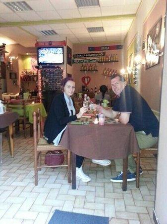 Brochetterie Tapas L'Orleans: dinner time