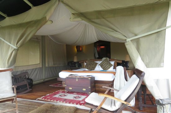 Mara Explorer Camp: Tent #5
