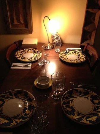 Agriturismo Il Capannino: sala pranzo/cena