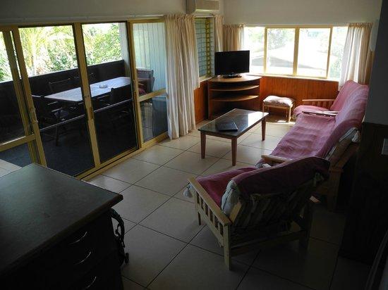 Castaway Resort: Wohnzimmer