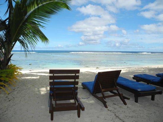 Castaway Resort: Strandliegen