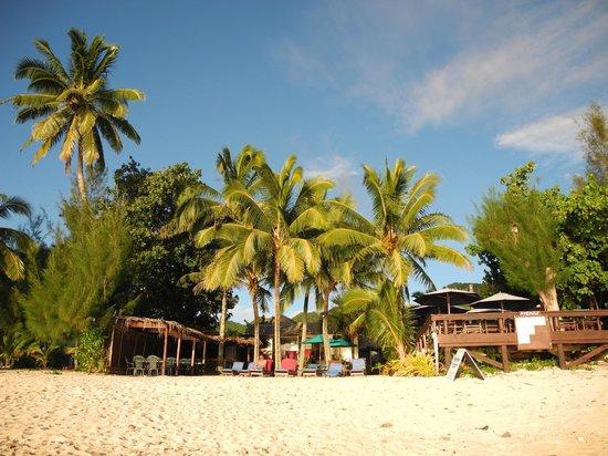 Castaway Resort: Das Resort