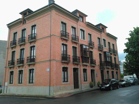 Hotel Casona de Lazurtegui: Vista exterior