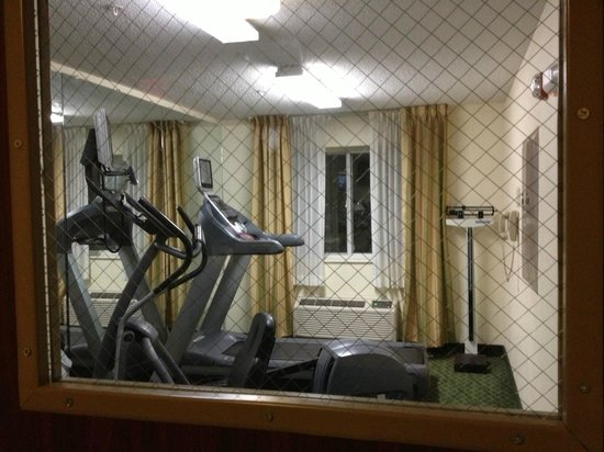 Fairfield Inn Albany University Area: Gym