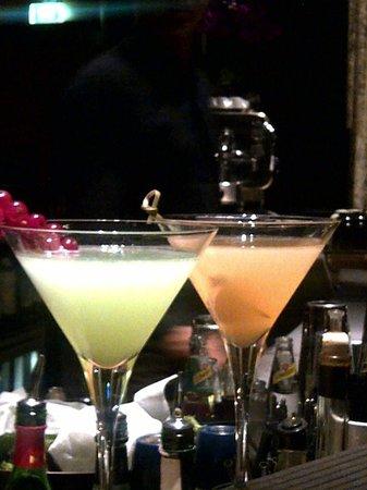 Bulgari Hotel Milano: Martinis