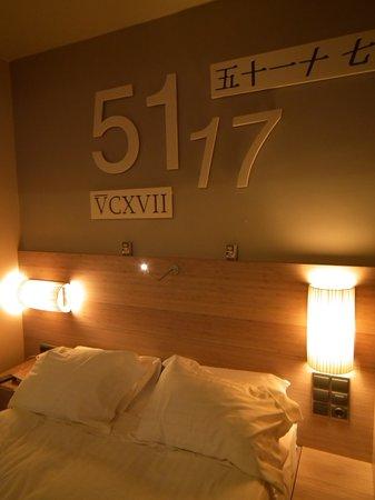 The Peak Hotel: Bed