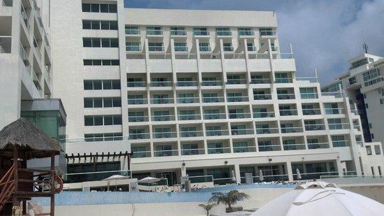 Sun Palace: hotel