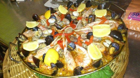 Malgrat de Mar, Hiszpania: bar rest antonio