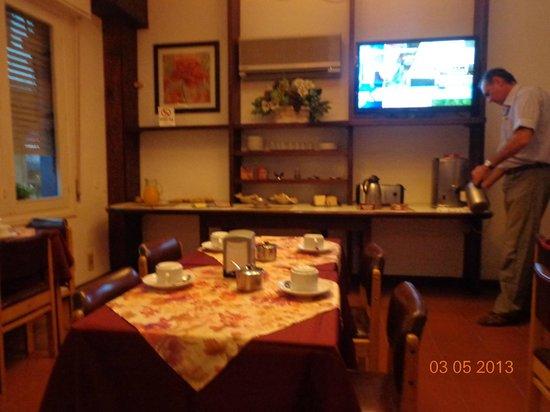 Hotel Eldorado: Otra vista del comedor.