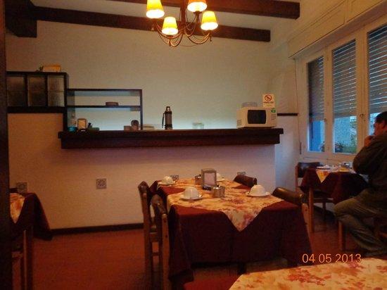 Hotel Eldorado: Vista de otra parte del comedor.