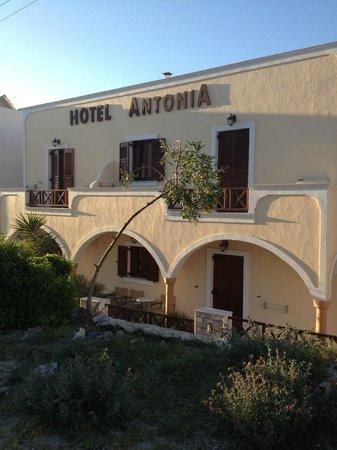 Antonia Hotel Santorini: Hotel Antonia