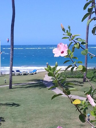 Cabarete Beach House at Nanny Estates: View from A6