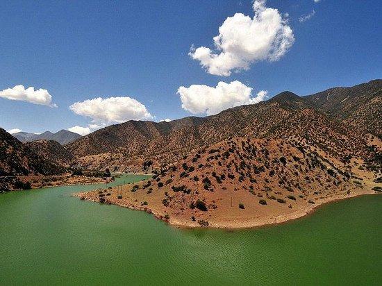 Taroudant, Morocco: Valley