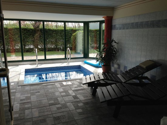 La Cascina di Villa Due : le coin détente spa