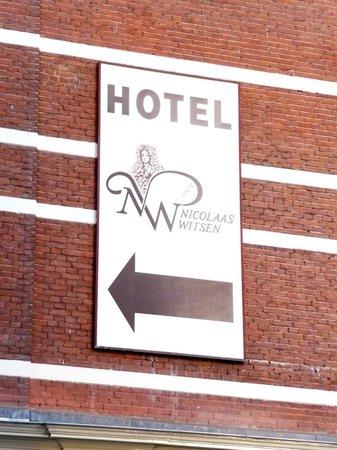 Nicolaas Witsen Hotel: Nicolaas Witsin