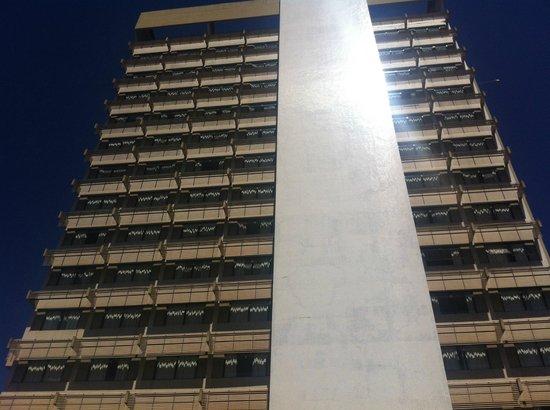 Hotel Deville Prime Cuiabá: Boa estrutura