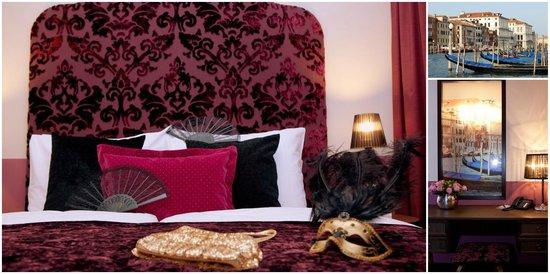 Hotel TraumRaum: Zimmer Venedig