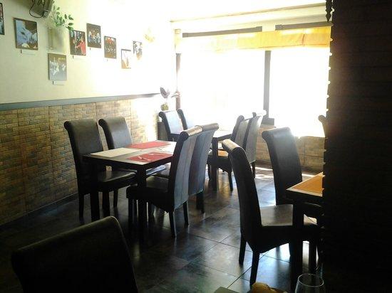 Cervecería San Isidoro: Comedor del restaurante